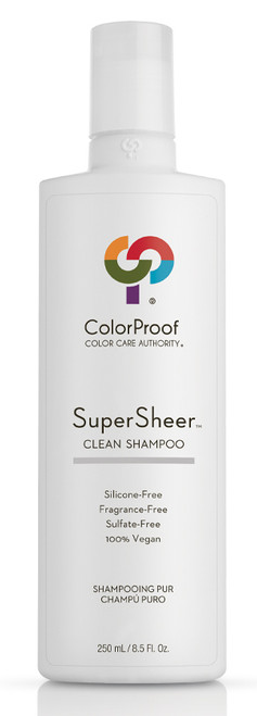 ColorProof Super Sheer Clean Shampoo