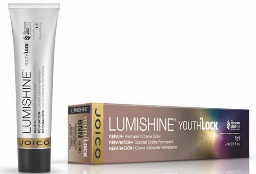 Joico Lumishine Youth Lock Permanent Creme Color - 2.5 oz