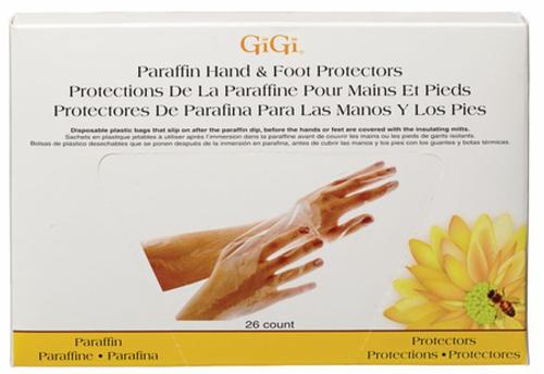 Gigi Paraffin Hand and Foot Protectors