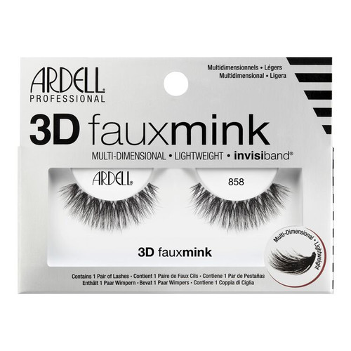 Ardell 3D Faux Mink Lashes