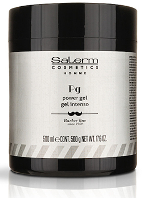 Salerm Cosmetics Homme Power Gel