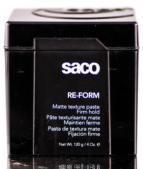 Saco Re-Form Matte Texture Paste Firm Hold