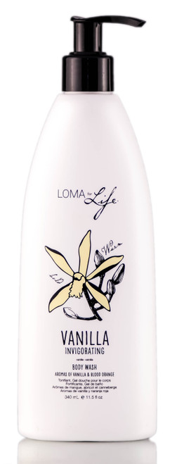 Loma For Life Vanilla Body Wash