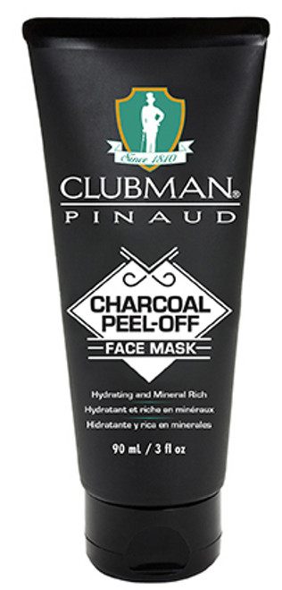 Clubman Pinaud Charcoal Peel Off Face Mask