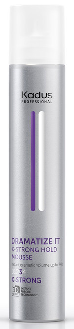 Kadus Dramatize It X-Strong Hold Mousse