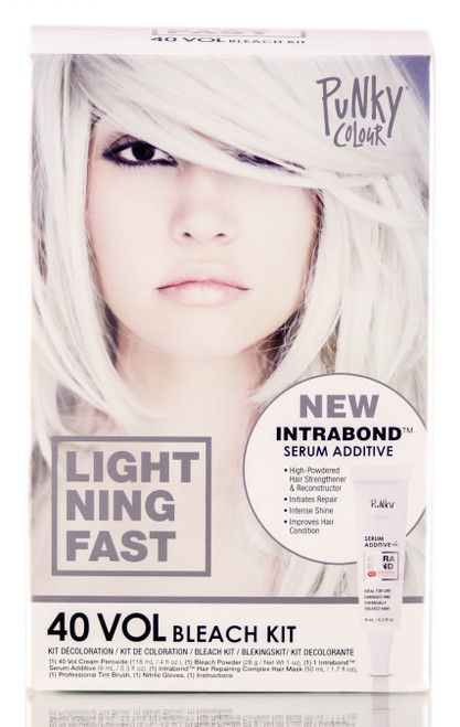 Punky Colour Lightning Fast 40Vol Bleach Kit