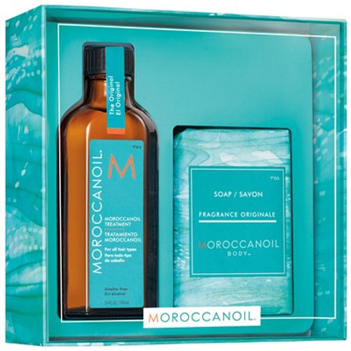 Moroccan Oil Cleanse & Style Duo