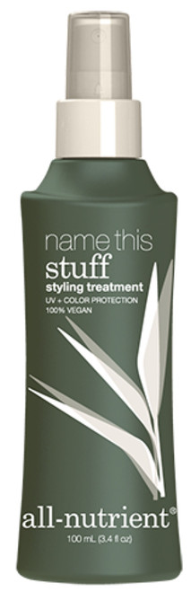 All-Nutrient Name This Stuff Styling Treatment