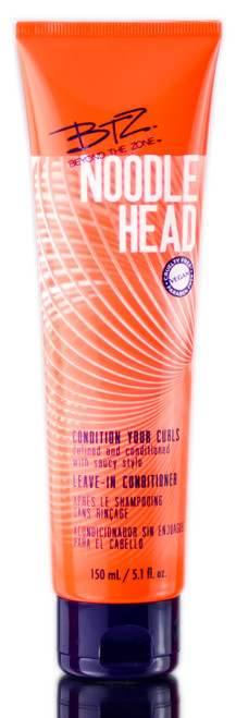 BTZ Beyond The Zone Noodle Condition Your Curls Leave-In Conditioner