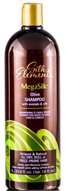 Silk Elements MegaSilk Olive Shampoo