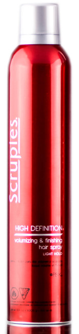 Scruples High Definition Volumizing & Finishing Hair Spray Light Hold