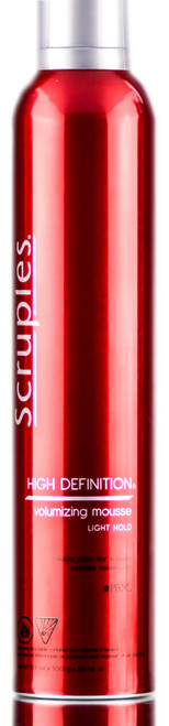 Scruples High Definition Volumizing Mousse Light Hold