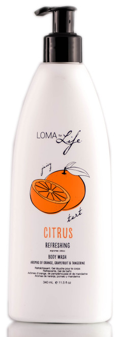 Loma For Life Citrus Refreshing Body Wash