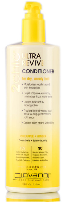 Giovanni 2Chic Ultra-Revive Pineapple & Ginger Conditioner