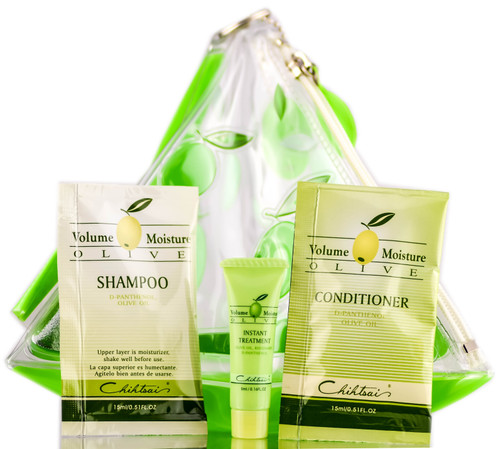 Chihtsai Olive Oil Hair Set