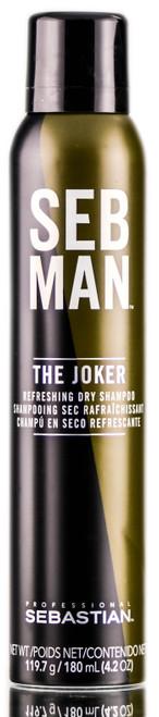 Sebastian Professional SebMan The Joker Refreshing Dry Shampoo