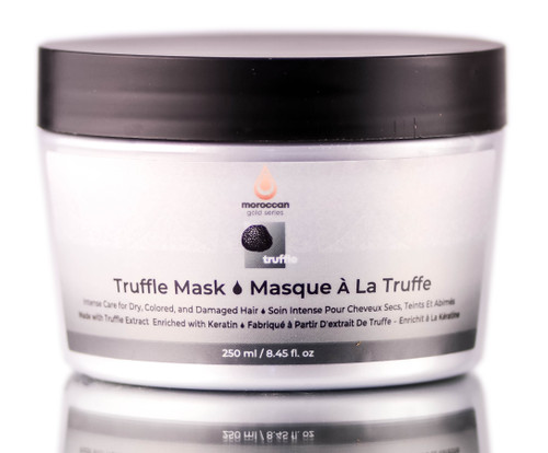 Moroccan Gold Series Truffle Mask
