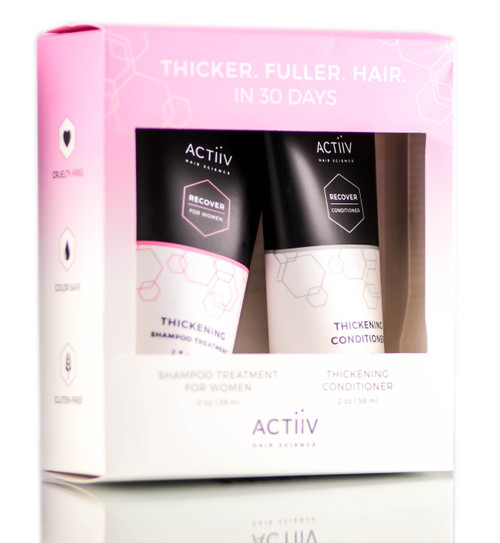 ACTiiV Hair Science For Women Duo Kit