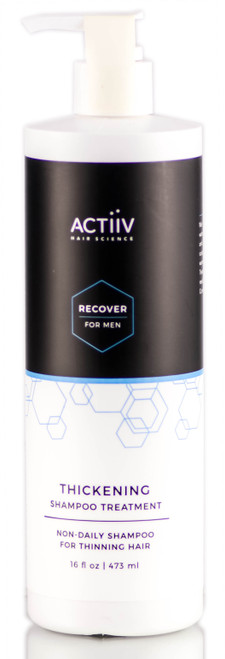 ACTiiV Hair Science Recover For Men Thickening Shampoo Treatment