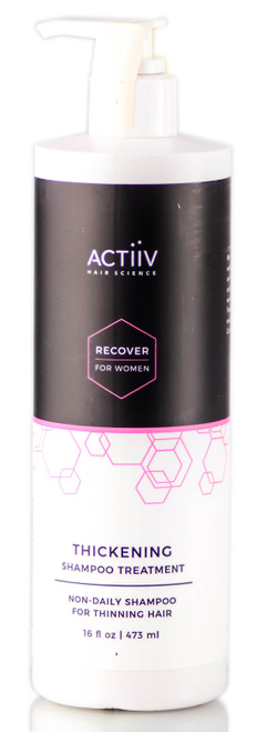ACTiiV Hair Science Recover For Women Thickening Shampoo Treatment
