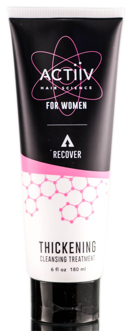 ACTiiV Hair Science For Women Recover Thickening Cleansing Treatment