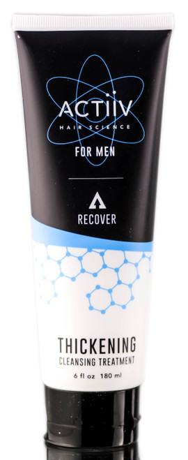 ACTiiV Hair Science For Men Recover Thickening Cleansing Treatment