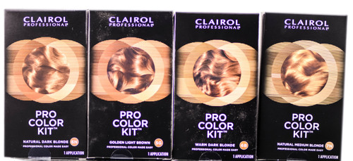 Clairol Professional Pro Color Kit 1 Application