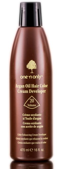 One 'n Only Argan Oil 20 Volume Cream Developer