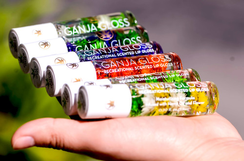 Ganja Gloss Roll-On Scented Lip Gloss