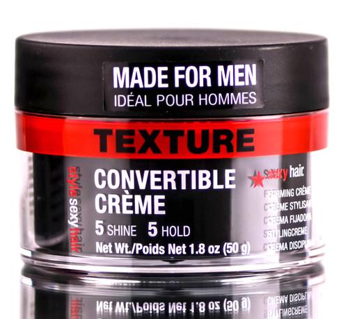 Sexy Hair Texture Convertible Creme