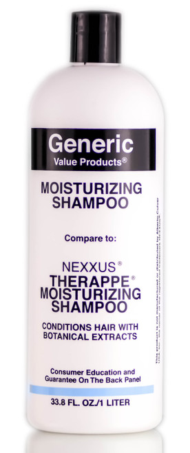 GVP Moisturizing Shampoo / Nexxus Therappe