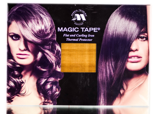 Marcia Teixeira Magic Tape Flat & Curling Iron Thermal Protector
