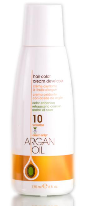 One 'n Only Argan Oil 10 Volume Cream Developer