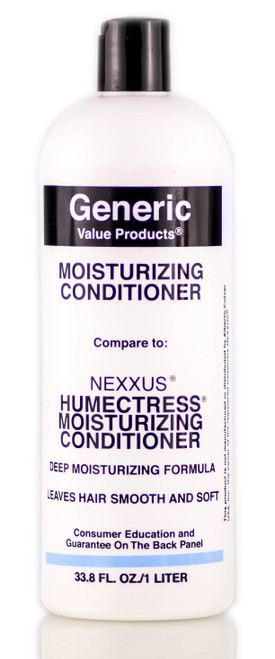 Generic Value Products Moisturizing Conditioner Compare to Humectress
