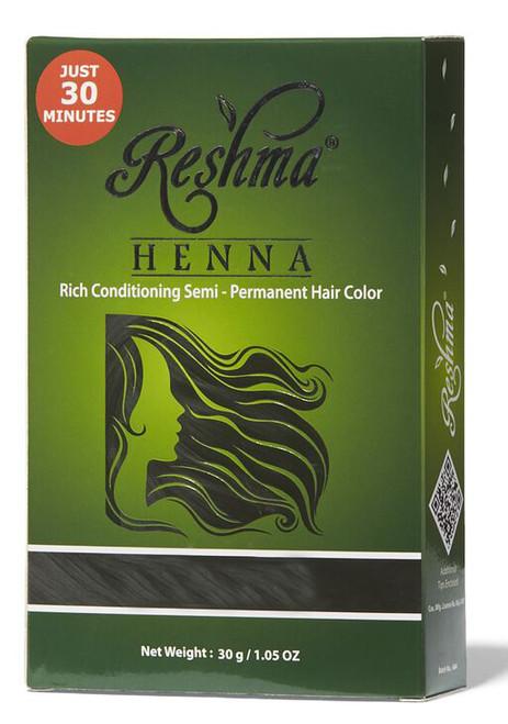 Reshma Henna Semi Permanent Hair Color