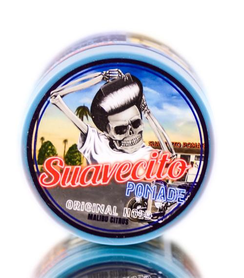 Suavecito Spring Pomade Original Hold Malibu Citrus