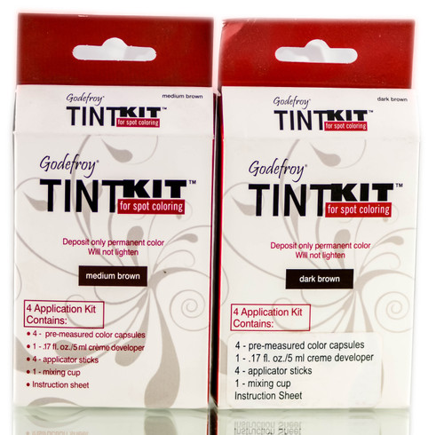 Godefroy Tint Kit for Spot Coloring 4 Applications