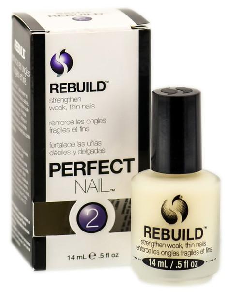 Seche Rebuild Perfect Nail - Strengthen Weak & Thin Nails