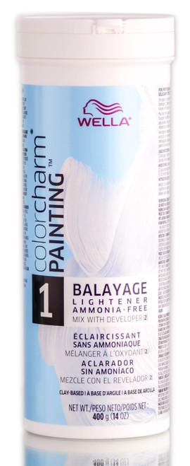 Wella Color Charm Ammonia-Free Painting 1 Balayage Lightener