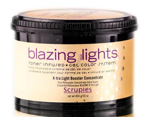 Scruples Blazing High Lights X-tra Light Booster Concentrate