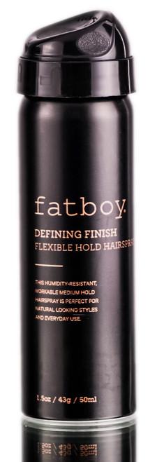 Fatboy Defining Finish Flexible Hold Hairspray
