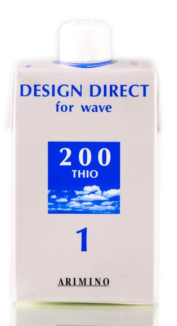 Arimino Design Direct Wave Thio 200 - 1