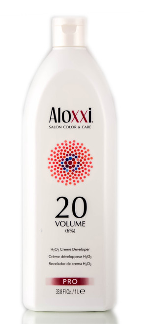 Aloxxi H2O2 Creme Developer 20 Vol. 6%