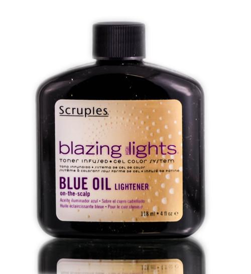 Scruples Blazing High Lights Blue Oil Lightener