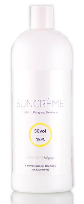 Sunlights Candy Shaw Suncreme High Lift Balayage Developer - 50 Vol. 15%