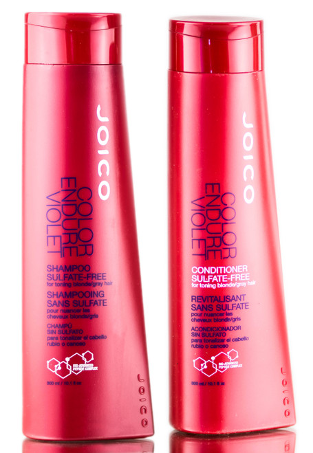 Joico Color Endure Violet Shampoo & Conditioner