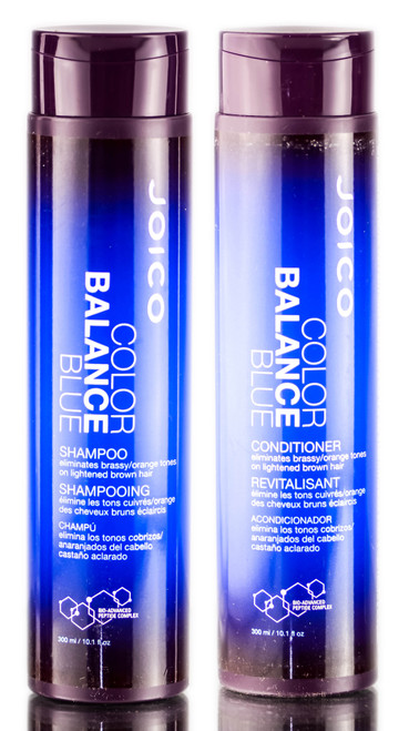 Joico Color Balance Blue Shampoo & Conditioner
