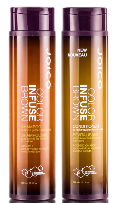 Joico Color Infuse Brown Shampoo & Conditioner