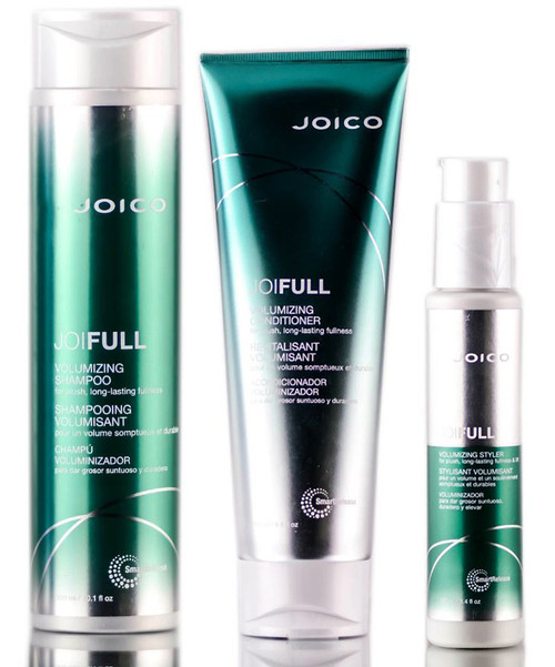 Joico JoiFull Volumizing Shampoo & Conditioner & Styler