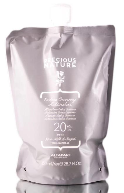 Alfaparf Milano Precious Nature Extra Creamy Activator 20 Volume / 6%